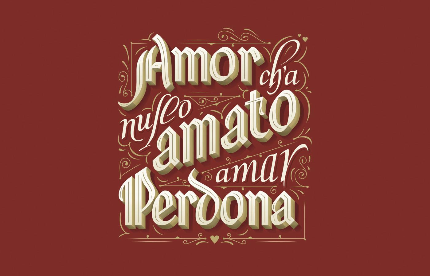 Amor ch'a nullo amato amar perdona